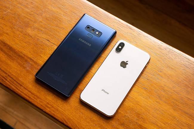 Samsung Galaxy Note 9 Vs Iphone X Who Is The Winner Msortn